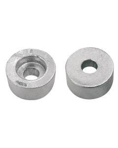Anode rondelle Diam 20X10X6.5 mm