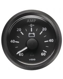 Ampèremètres analogique Viewline ø52 mm