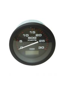 Speedomètre à tube de pitot