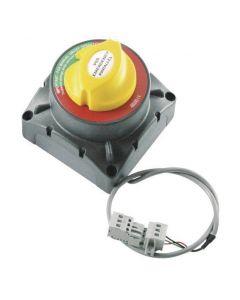 Coupe-batteries motorisé