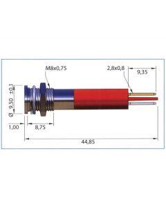 Q - Series Ø 8 mm