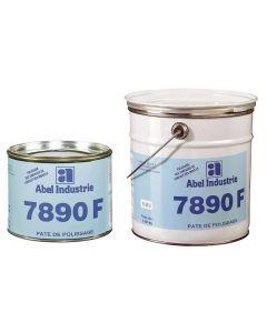 Pâte ABEL 7890F de polissage pour gelcoat