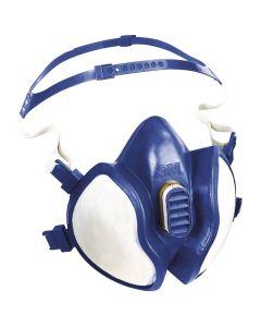 Masque 3M™ 4000 - anti gaz - jetables
