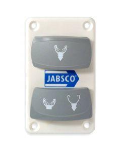 Panneau de commande pour wc Jabsco