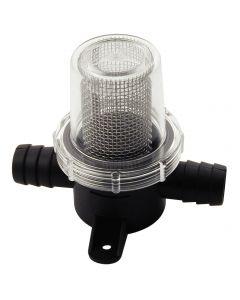 Filtres pour circuit d'eau