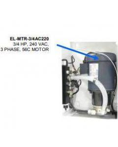 Moteur pompe 3/4 HP 230V 3-PH