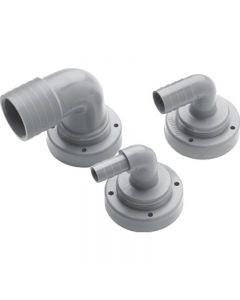 Filtre anti-odeur NSF16 pour eaux usées ø16mm