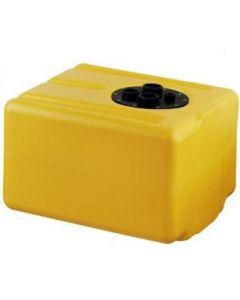 Réservoir plastique horizontal eaux grises/noires - 43L