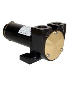 Pompe de transfert diesel 100L/min - 24V (sans raccords ø32mm)Pompe de transfert diesel 100L/min - 24V (sans raccords ø32mm)