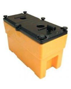 Battery box Oceabac waterproof - 355 x 185 x 230