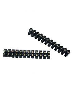 Barrette de connexion NylBloc - 16mm² - noir
