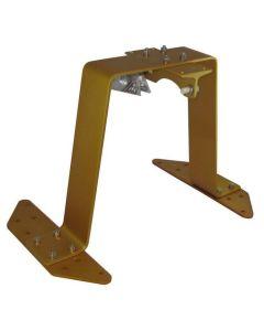 Support de montage pour container - haut: 43cm