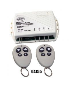 Radio Remote Control (2 transmitters) ? for marine applications