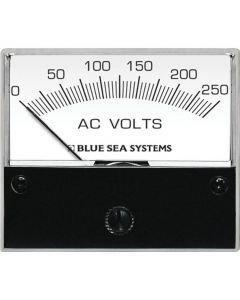 Voltmètre AC 0-250V