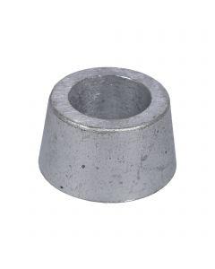 Anode zinc type 8 Vetus 1kg (vrac)
