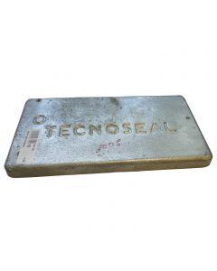 Anode zinc plaque 295x145x15