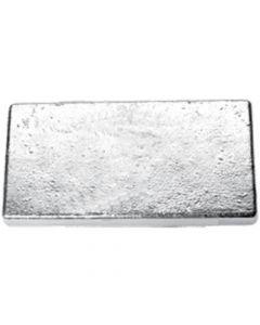 Anode zinc plaque 300x150x20