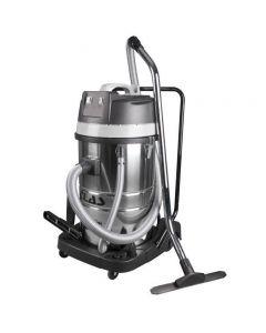 Aspirateur eau/poussière EG0040 - 80L - 2x1000W