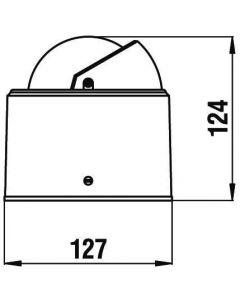C. RIVIERA BZ3 SOLAS 80MM GRIS FUT