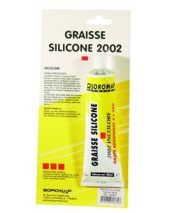Graisse silicone en tube 100 g