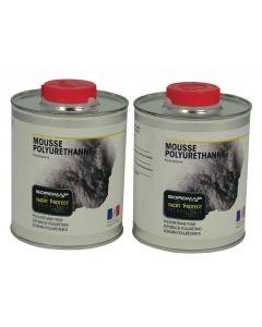 Mousse polyuréthane 2 composants de SOROMAP 1,5 litres