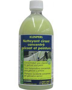 Nettoyant cirant Gelcoat KLINPERL 1 litre