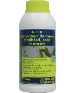 Nettoyant adhésif A110 500 ml