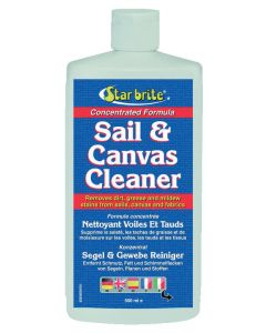 Nettoyant voiles SAIL & CANVAS CLEANER