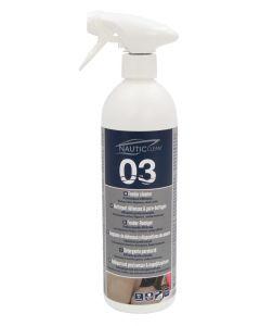 Nettoyant défenses et pare-battages - 03 NAUTIC CLEAN