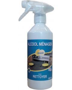 Alcohol de limpieza limón - Pulverizador 500 ml