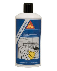 Sika® Teak Oil 500 ml