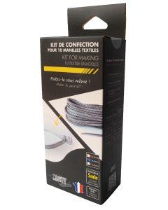 Kit de confection manille textile
