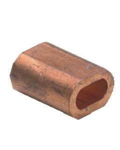 Manchon cuivre Ø 5 mm, par 4