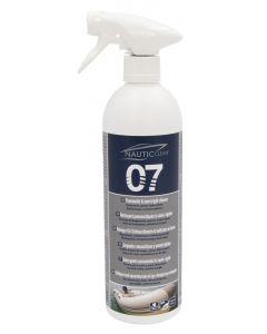 Nettoyant pneumatique et semi-rigide - 07 NAUTIC CLEAN