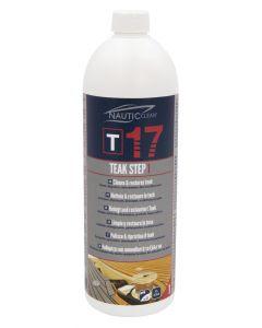 Nettoyant teck - 17 NAUTIC CLEAN 5 litres