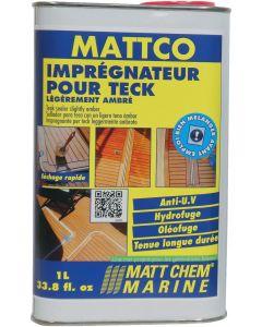 """Imprégnateur teck """"MATTCO"""""""