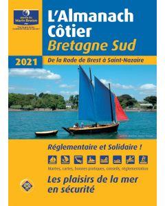 Almanach du Marin Breton Edition cotière Sud-Loire