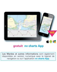 Carte Nv Charts