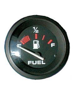 Jauge carburant 12 V  Noir