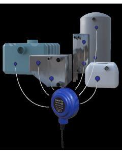 "Jauge ""Gobius Pro"" Bluetooth Eau / Fuel  Pack 3 sondes"