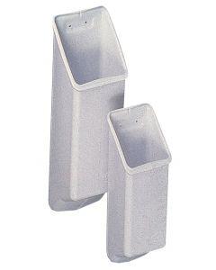 Etui à manivelles PVC de forme angulaire