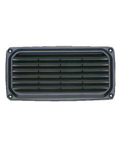 Plastic rectangular grill