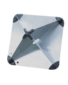 Réflecteur radar octaèdre standard