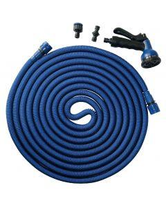 Tuyau extensible Blue python 7.5 à 22.5 m