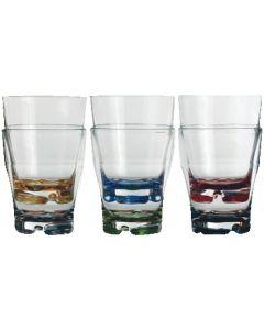 Verres à eau Party 6 pièces
