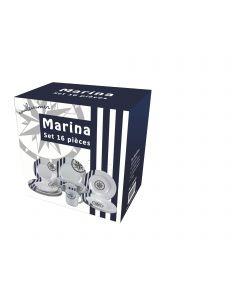 Marina dish pack
