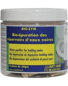 Additif bio réservoir tampon BIO-ZYM 6 doses 30 g