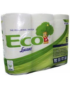 Papier toilette biodégradable Par 6