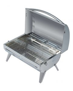 Barbecue de balcon à charbon