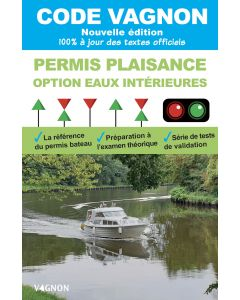 Permis fluvial Code + mémento de révision